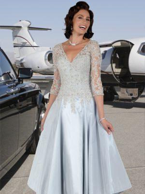 Ian Stuart designer dress